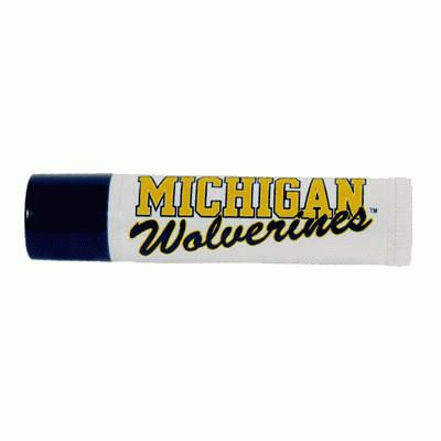 University of Michigan Gear: Michigan Wolverines Lip Balm