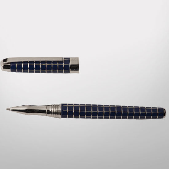 MaraWatch & Co. University of Michigan Sterling Silver Pen