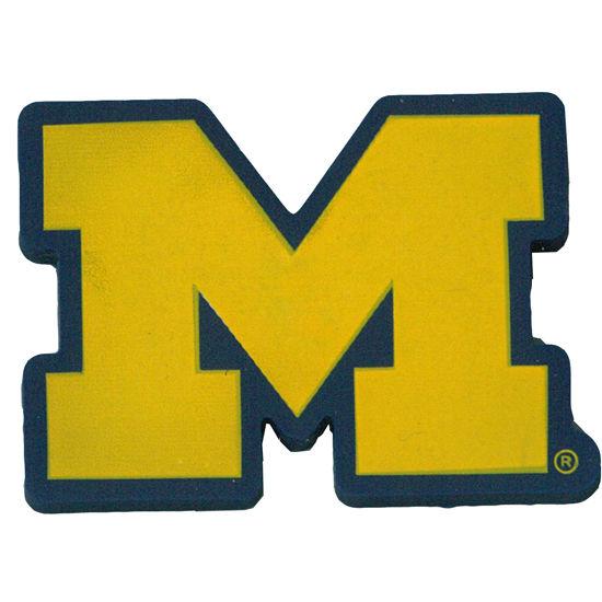 MCM University of Michigan Block M Refrigerator Magnet