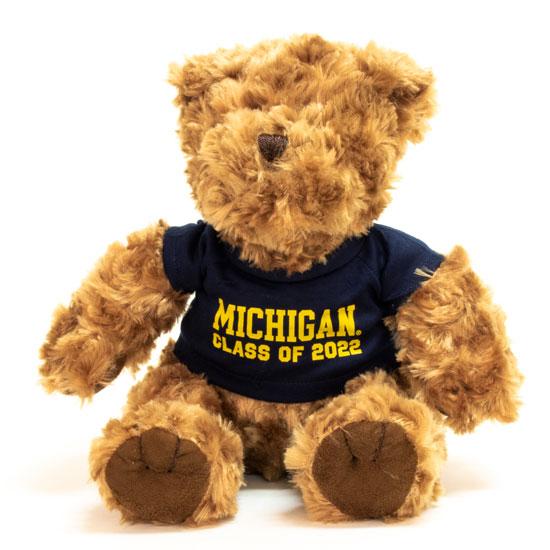 Chelsea Teddy Bear Co. University of Michigan Class of 2019 Teddy Bear