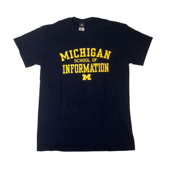 University of Michigan School of Information Tee