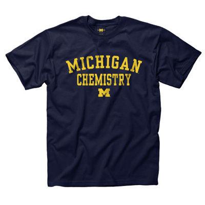 University of Michigan Chemistry School Tee