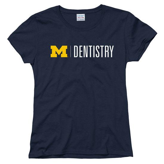 University of Michigan Women's School of Dentistry Tee