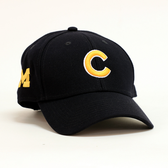 New Era University of Michigan & Chicago Cubs 9Forty Adjustable Hat