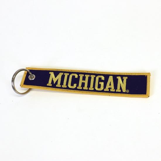 Neil Enterprises University of Michigan Long Airline Bag Tag