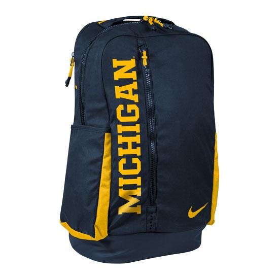 a7b14940d5 Nike University of Michigan Vapor Power Backpack