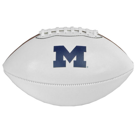 Nike University of Michigan Football Vapor Elite Autograph Football