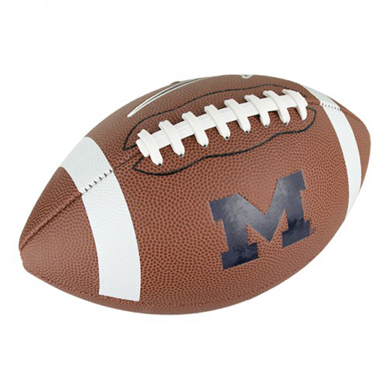 Nike University of Michigan Vapor 24/7 Replica Football