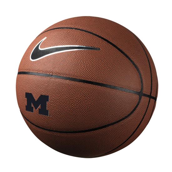 Nike University of Michigan Basketball Replica Basketball