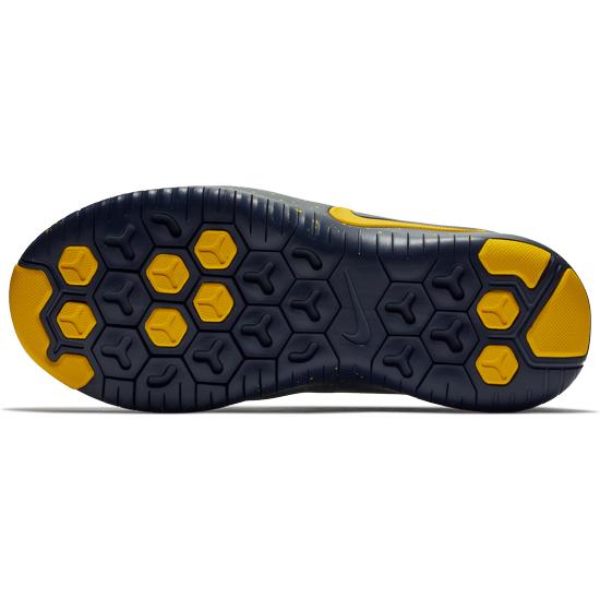 21312f14bf408 Nike University of Michigan Free TR V8 Shoes
