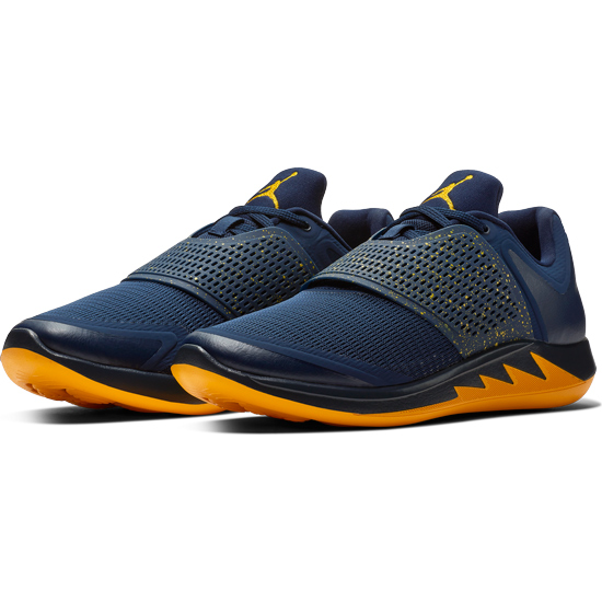 3039116092c46d Jordan University of Michigan Grind 2 Running Shoe. Product Thumbnail ...
