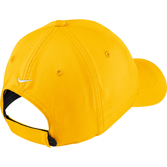 Nike Golf University Of Michigan Yellow Dri Fit Slouch Hat