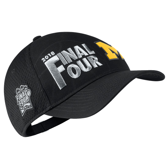 Nike University of Michigan Basketball Final Four Locker Room Hat