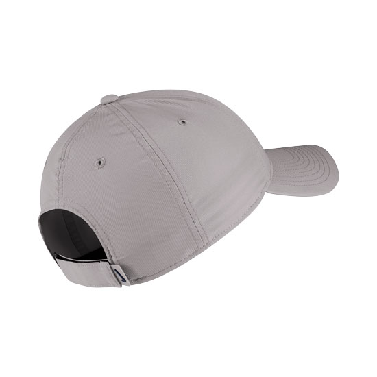 f077a30b Nike University of Michigan Gray Legacy91 Dri-FIT Tech Hat