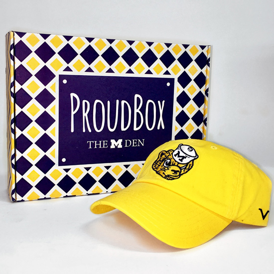 ProudBox University of Michigan Student Subscription