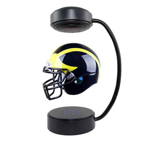 Hover Helmets University of Michigan Football Floating Helmet