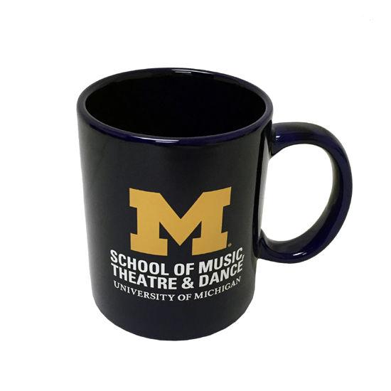 RFSJ University of Michigan School of Music, Theatre and Dance Coffee Mug