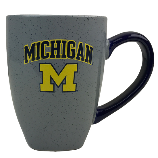 RFSJ University of Michigan Graystone Coffee Mug