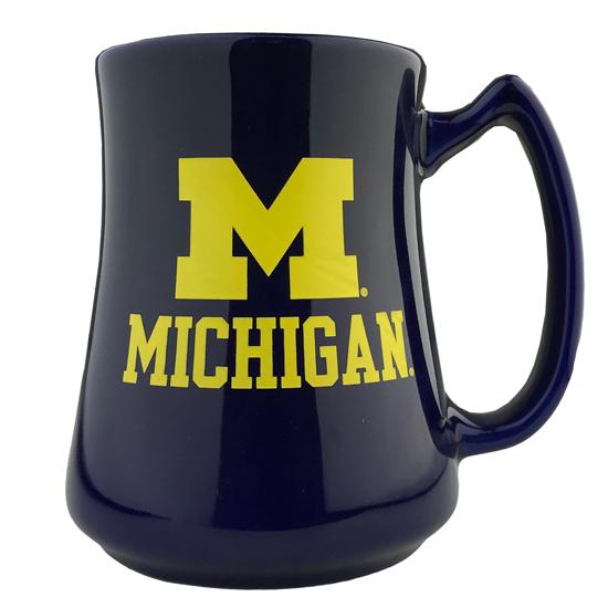 RFSJ University of Michigan Cobalt Blue University Coffee Mug