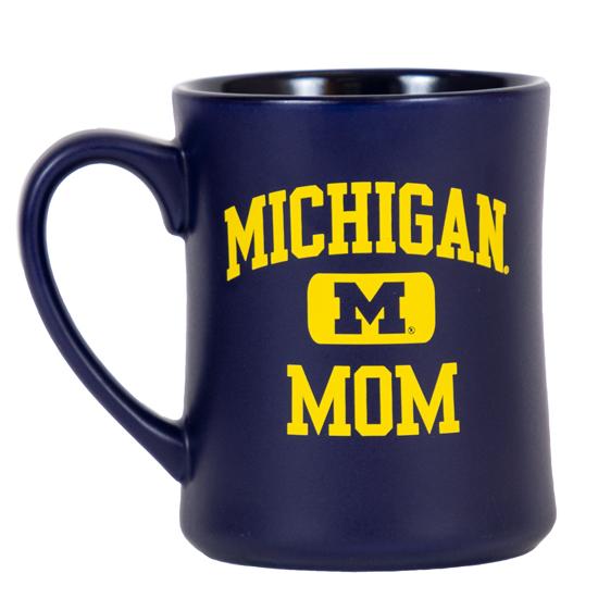 RFSJ University of Michigan Mom Navy Coffee Mug