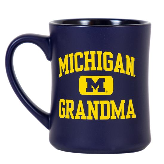 University of Michigan Grandma Mug