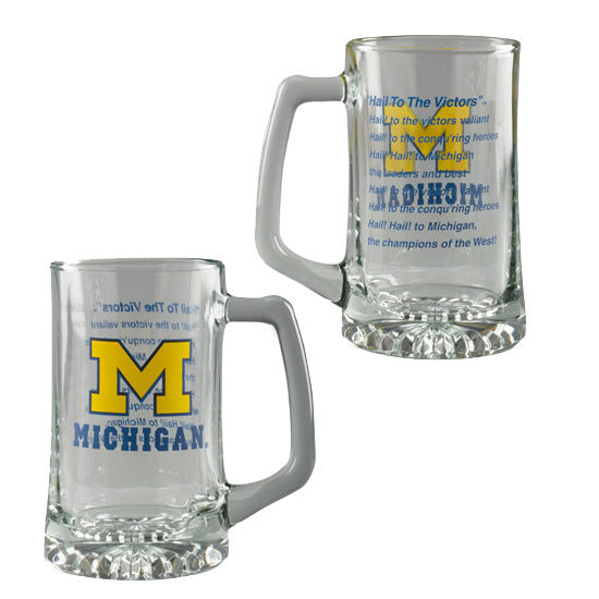 RFSJ University of Michigan Tankard Mug