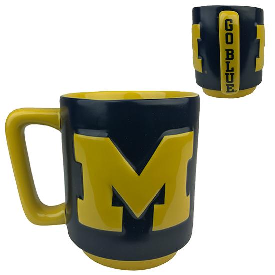 RFSJ University of Michigan Relief Coffee Mug