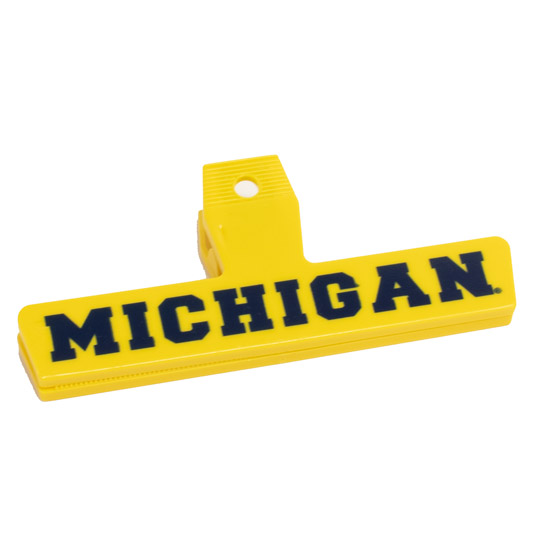 Spirit Products University of Michigan Chip Clip