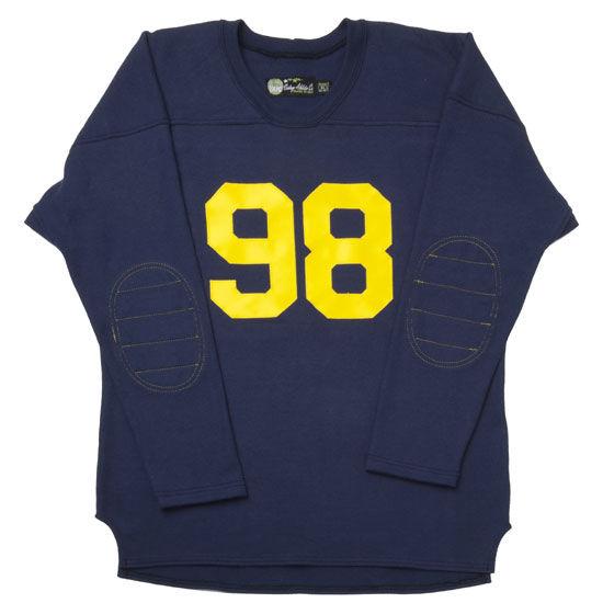 Tiedman & Formby University of Michigan Football Harmon #98 Throwback Jersey