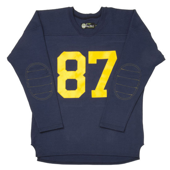 Tiedman & Formby University of Michigan Football Kramer #87 Throwback Jersey