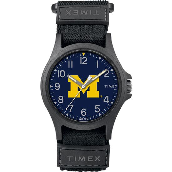 Timex University of Michigan ''Pride'' FastWrap Watch