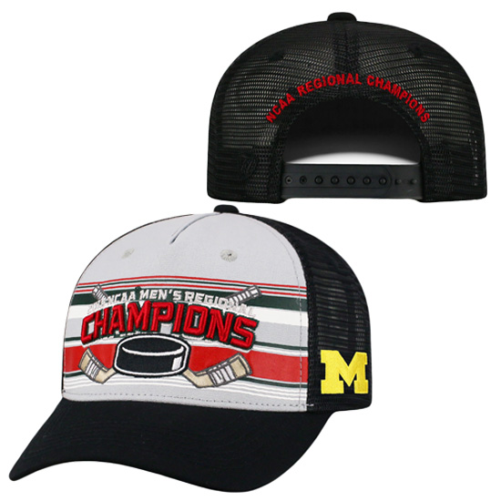 Top of the World University of Michigan Hockey Frozen Four Locker Room Hat