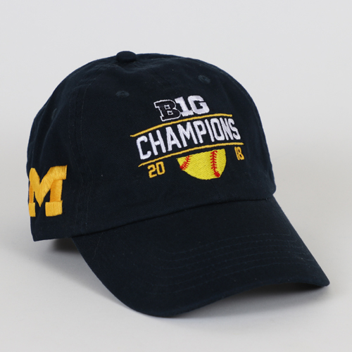 1b29073a2e3 Top of the World University of Michigan Softball Regular Season  Championship Hat. Product Thumbnail Product Thumbnail