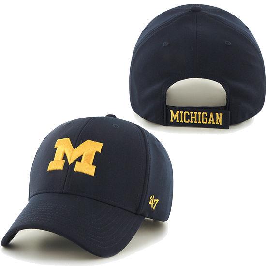 '47 Brand University of Michigan Navy Empire MVP Performance Hat