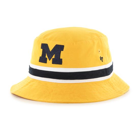 cb27933bdccb5 ... Yellow Striped Bucket Hat. Product Thumbnail Product Thumbnail