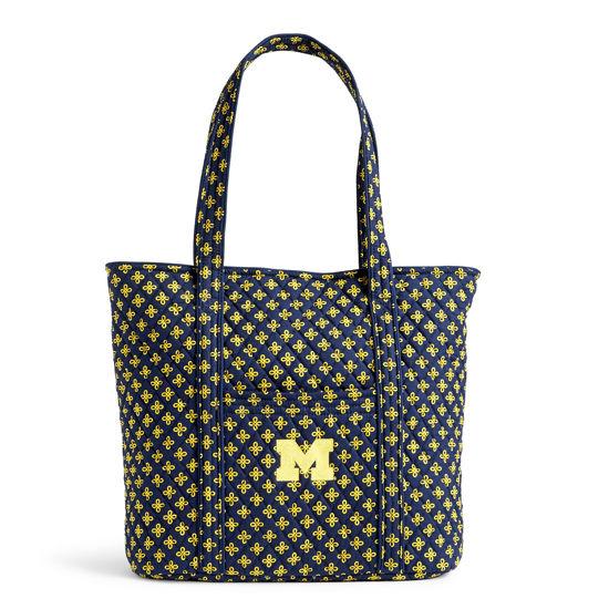 Vera Bradley University of Michigan Vera 2.0 Tote Bag