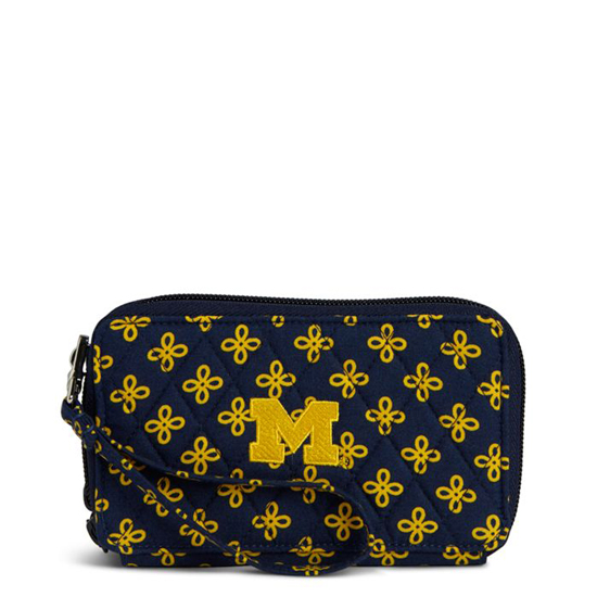 Vera Bradley University of Michigan All-in-One Crossbody