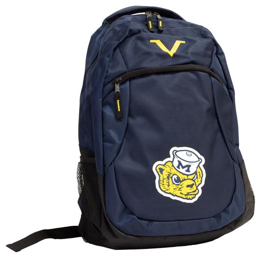Valiant University of Michigan College Vault Wolverines Backpack