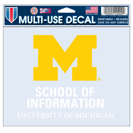 WinCraft University of Michigan School of Information Decal