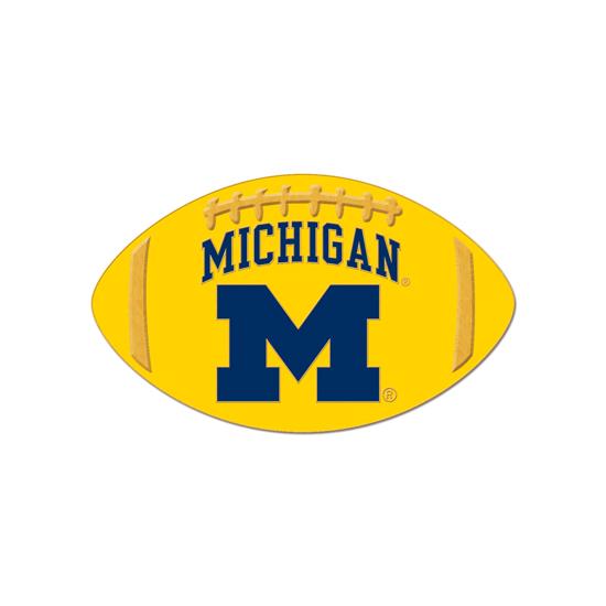 WinCraft University of Michigan Football Pin