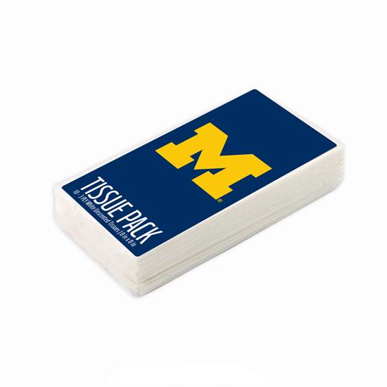 Worthy University of Michigan Tissue Pack