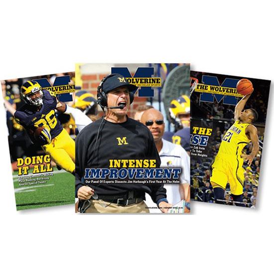 The Wolverine Magazine 1 Year Subscription Print Digital