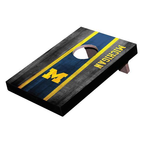 Wild Sports University of Michigan Table Top Tailgate Toss