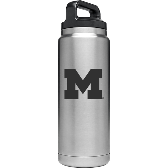 Yeti University of Michigan 26 oz. Rambler Stainless Steel Water Bottle