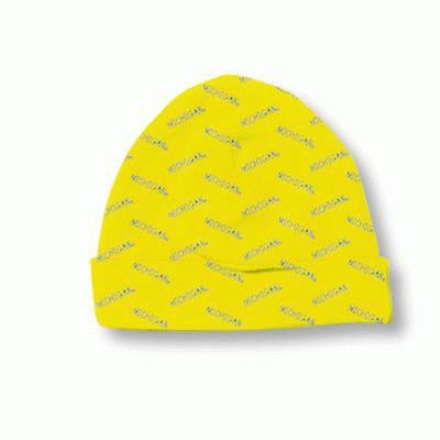 Third St. University of Michigan Yellow Baby Cap