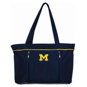 Creative Knitwear University of Michigan Diaper Bag