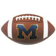 Baden University of Michigan Replica Football