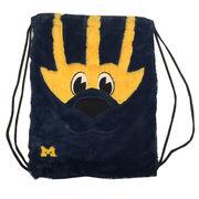 Team Bac-Sacs University of Michigan Wolverine String Bag