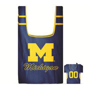 Duck House University of Michigan Football Reusable Shopping Bag/Pouch
