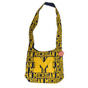 Robin Ruth University of Michigan Sling Bag
